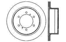 Disc Brake Rotor Rear Centric 121.46041 fits 2000 Mitsubishi Montero