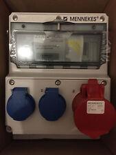 Mennekes Steckdosen-Kombination 920009; CEE 16; OVP