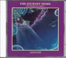 Aeoliah The Journey Home On Wings Of Light CD Album