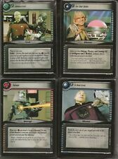 Star Trek CCG 2nd ed. 2E Call to Arms Complete Set
