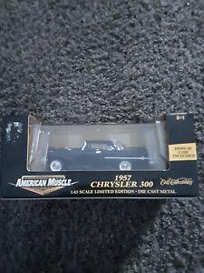 1/43 1957 Chrysler 300, American Muscle Series used
