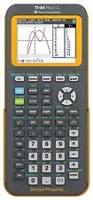 Texas Instruments TI-84 Plus Calculadora Gráfica CE com Tela Colorida-Amarelo
