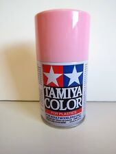 Tamiya - COLOR SPRAY PAINT FOR PLASTICS 100 ml - TS-25 PINK