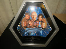 Star Trek TNG Commemorative Porcelain Plaque