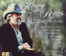 The Best of Kenny Rogers by Kenny Rogers (CD, 2009, EMI Gold)