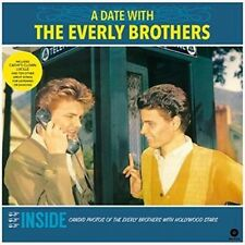a Date With The Everly Brothers 4 Bonus Tracks (180g)-everly Brothers Vinyl Al