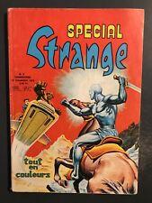 SPECIAL STRANGE - T2 : décembre 1975