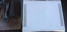 Microsoft Xbox 360 Pro Launch Edition 20GB Matte White Console -Works Fine!!
