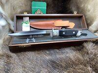 1994 Puma 12 6480 Defender Knife & Sheath In Presentation Box - Mint 395 / 500