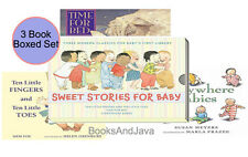 Sweet Stories for Baby Time for Bed,Ten Little Fingers....& Everywhere Babies