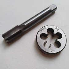 HSS M14 X 1.0mm M14 X 1 Metric Tap and Die Set Right Hand Thread  Quality M772