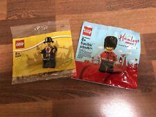 NEW LEGO 40308 Lester & 5005233 Royal Guard  SEALED