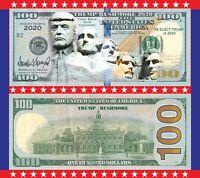 Witch Halloween Dollar Bills NOVELTY 10 Play MONEY Scary Fun Gift-N3