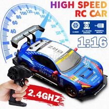 1:16 RC Drift Car 2.4Ghz High Speed Drift Racing Car Electric Gift for Kid+RC US