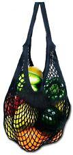 ECOBAGS®  String Bag Color Black Tote Handle