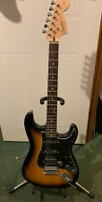 Squire Strat By Fender Electric Guitar