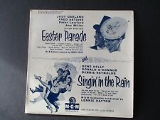 "EASTER PARADE / SWINGIN' IN THE RAIN - 10"" LP - JUDY GARLAND , FRED ASTAIRE"