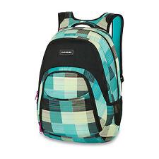 Dakine Womens Backpack - Eve 28L Luisa - Green Check, Cooler Pocket Ruck Sack