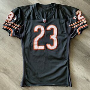 Game Worn Marty Carter 1996 Chicago Bears Jersey Champion