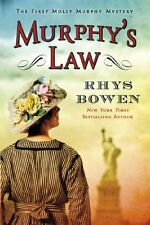 Complete Set Series -  Lot of 16 Molly Murphy Mysteries by Rhys Bowen (Suspense)