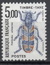FRANCE TIMBRE TAXE NEUF N° 112  **  INSECT TRICODES ALVEARIUS
