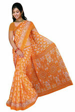 mousseline Bollywood Carnaval SARI ORIENT INDE fo337