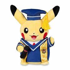Pokemon Pikachu Celebrations: Doctor Graduation Pikachu Plush Doll 8inch
