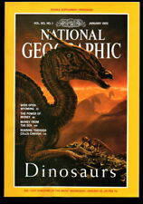 Supplements & National Geographic January--December 1993 In Mint Condition