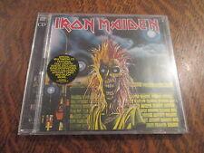 cd album iron maiden prowler + cd bonus