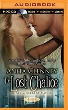The Relic Seekers: The Lost Chalice 3 by Anita Clenney (2015, MP3 CD,...