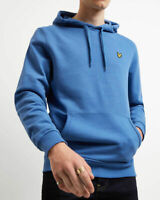 Lyle and Scott Men Pullover Hoodie - Cotton