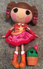 LALALOOPSY Full Size Doll - PRAIRIE DUSTY TRAILS - Complete