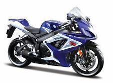 MAISTO 1:12 SUZUKI GSX-R750 MOTORCYCLE BIKE DIECAST MODEL TOY GIFT  NEW IN BOX