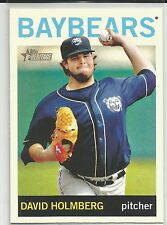 David Holmberg Arizona 2013 Topps Heritage Minor League