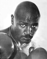 Middleweight Boxer MARVIN HAGLER Glossy 8x10 Photo Boxing Print Portrait Poster