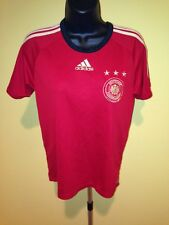 "Boys Adidas German Soccer Jersey (see desription for Size) ""Deutscher Fussball"""