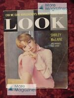 LOOK September 15 1959 9/15/1959 SHIRLEY MacLAINE Nikita Khrushchev +++