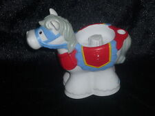 Fisher Price Little People Castle Boy Prince HORSE Rare