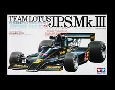 Vintage Tamiya 1/12 J.P.S. LOTUS MK. III F1 Andretti Nilson Car Kit 12022 MIB