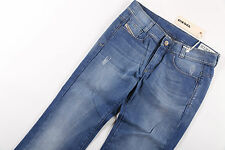 Neu Diesel Jeans Damenjeans SOOZY Blau Blue WASH 008C2_Stretch W 25 L 32