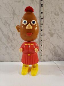 Vintage Hasbro 1966 Wind Up Mrs Potato Head