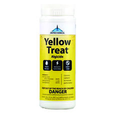 United Chemicals Yellow Treat® 2 pound container YT-C12 Swimming Pool Algaecide