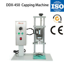 Desktop Electric Bottle Capping Machine Plastic Round Cap Screw Capping Machine