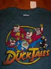 VINTAGE STYLE WALT DISNEY DUCK TALES Villains T-Shirt SMALL NEW Beagle Boys