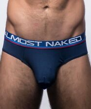 Men's ANDREW CHRISTIAN ALMOST NAKED SPORTS & WORKOUT BRIEF 90252 Underwear S-M-L
