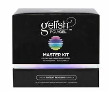 NEW Gelish Polygel Master Kit!