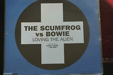 David Bowie The Scumfrog Vs Bowie Loving the Alien 8Days7Hours Video MINT