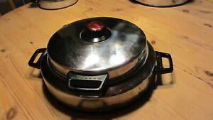 Waffeleisen Maybaum  Typ 5345,24 cm Durchmesser,1200 Watt,Automat,SELTEN!