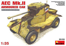 1:35 Miniart AEC Mk2 Armoured Car 35155