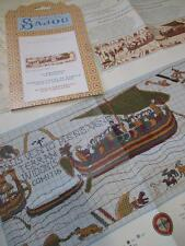 Sajou Museum & Heritage Collection cross stitch chart-Harold 's Embarkment